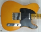 Fender Customshop 20th Anniversary Relic Nocaster FD CD faded candy tang