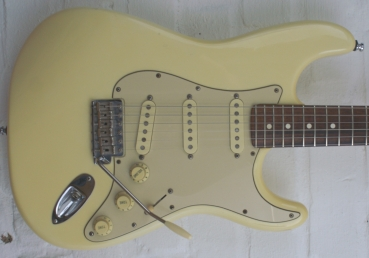 Fender Customshop 1994 American Classic Stratocaster, olympic white, gebraucht