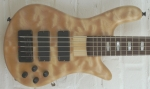 Spector Rebop 5 40CS natural stain matt