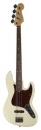 Fender American Standard Jazz Bass RW OWT olympic white