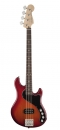 Fender Deluxe Dimension-Bass IV RW ACB aged cherryburst