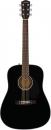 Fender CD60 S BK Black