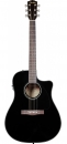 Fender CD60 SCE BK Black