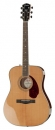Fender PM1 Deluxe Paramount Dreadnought Natur
