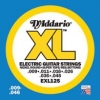 D`Addario EXL 125 Nickel Wound