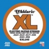 D`Addario EXL 140 Nickel Wound