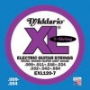 D`Addario EXL 120-7 Nickel Wound