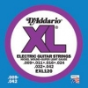 D`Addario EXL 120 Nickel Wound