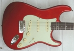 Fender American Original 60 Stratocaster RW CAR candy apple red