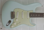 Fender American Special Stratocaster SSS Sonicblue
