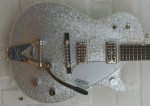 Gretsch G6129T JET FT Silver Sparkle